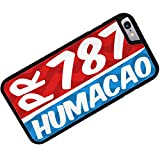 Case for iPhone 6 Plus 787 Humacao, PR red/blue - Neonblond