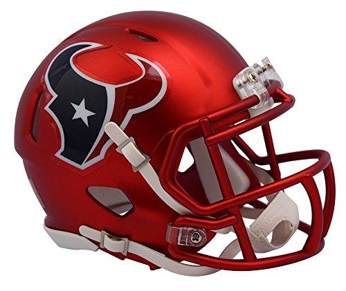 NFL Houston Texans Riddell Alternate Blaze Speed Full Size Replica Helmet by Riddell