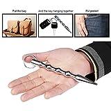Odowalker Self Defense Keychain Kubaton Solid Key