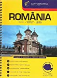 img - for Romania Road Atlas (Country Atlas) book / textbook / text book