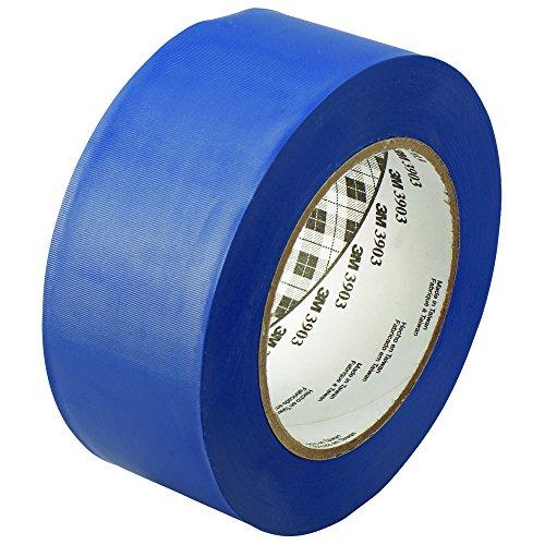 Partners Brand PT98739033PKJ Blue 3M 3903 Duct Tape, 50 yd.