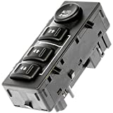 APDTY 012183 4WD 4-Wheel Drive Switch With Auto 4WD Button Fits Select Cadillac Escalade/Chevrolet Avalanche, Silverado, Suburban, Tahoe/GMC Sierra, Yukon (Replaces 19259313, 15136039)