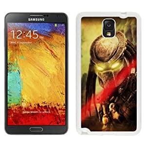 Beautiful And Unique Designed With Monster Warrior Laser Weapons (2) For Samsung Galaxy Note 3 N900A N900V N900P N900T Phone Case