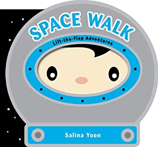 Space Walk (Lift-the-Flap Adventures)