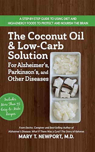 Low Carb Solution Alzheimers Parkinsons Diseases ebook product image