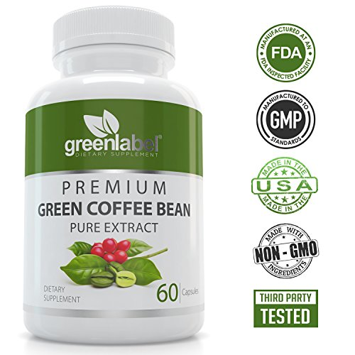 green coffee bean extract drops - 5