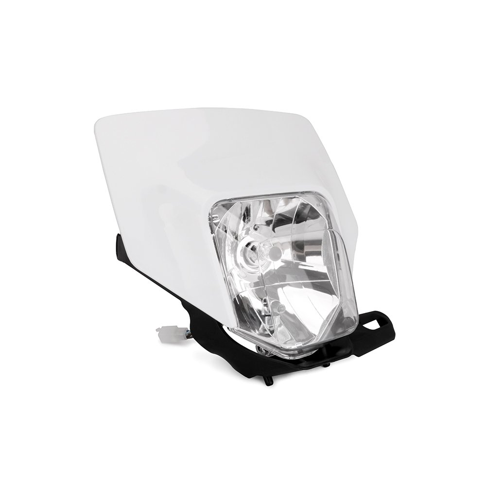 Dirt Bike Supermoto Headlight Kit Motorcycle Head Lamp Light For KTM Husqvarna TC TE FC FE 2018 Motocross Enduro Universal
