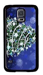 iCustomonline Christmas Tree Case & Cover for Samsung Galaxy S5 I9600