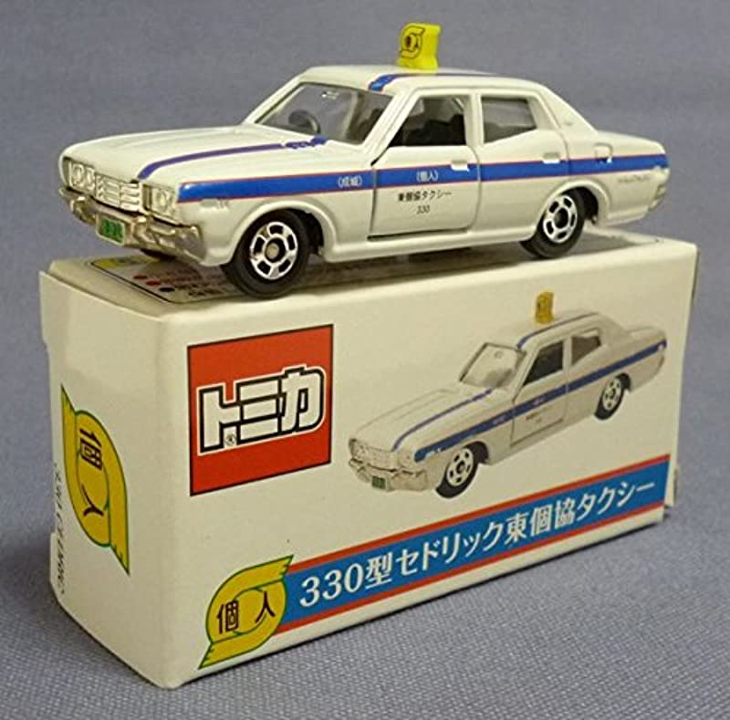 【TOMY토미카】 아이아이 애드 컴퍼니 맞춤 토미카330 형닛산《세도릿쿠》 개인 택시