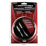 Monster 13.1' (4M) High Performance Subwoofer Cable (MC450SW-4M)