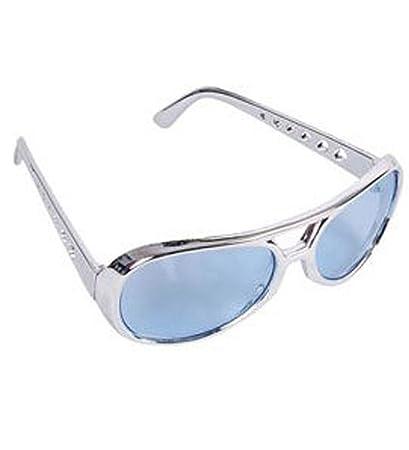 Azul estrella del rock Gafas de sol - Carismática estrella ...