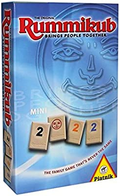 6874 - Rummikub Mini Travel Edición [importado de Alemania]: Amazon.es: Juguetes y juegos