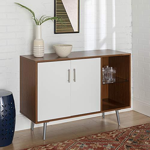 WE Furniture AZU44MCAPC TV Stand, 44