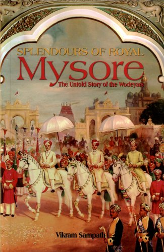 Splendours of Royal Mysore