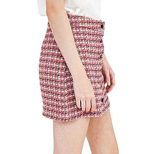 90798d1e3eaadf Zara Femme Mini jupe en tweed 8342/170 livraison gratuite - www ...