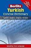Berlitz Language: Turkish Concise Dictionary: Turkish-English, English-Turkish (Berlitz Concise Dictionary)