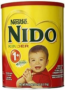 Nestle NIDO Kinder 1+ Powdered Milk Beverage, 3.52 lb. Canister