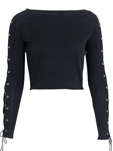 Simplee Apparel - Camiseta - para mujer