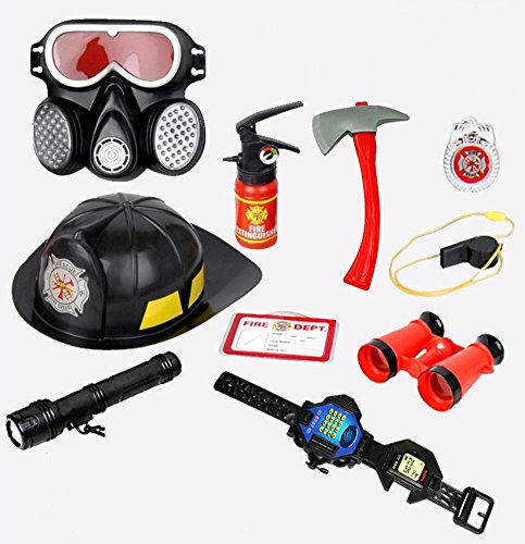 Fireman Gears Firefighter Role 10pcs product image