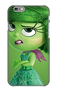 2015 CustomizedAnnetaylor High-end Case Cover Protector For Iphone 6(inside Out 2015 Disgust Disney Pixar)