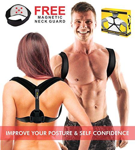Premium Posture Corrector for Men or Women | Back Brace Posture Corrector...