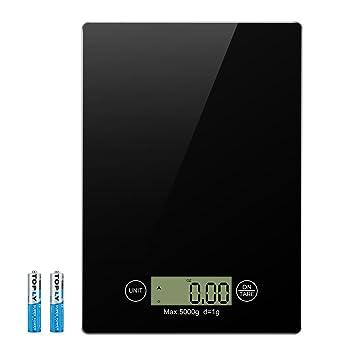 Báscula de cocina digital Báscula profesional Electro – Báscula electrónica, Velleman epro 5000 g x 1