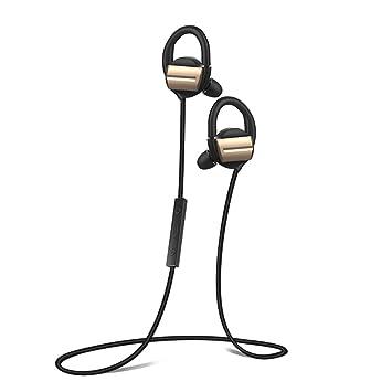 Zealot H3 en la oreja auricularesAiculares Inalámbricos Deportivos con Equipo de Música, Reproductor de MP3, ...