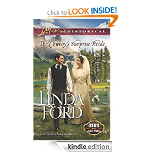 The Cowboy's Surprise Bride (Cowboys of Eden Valley) Linda Ford