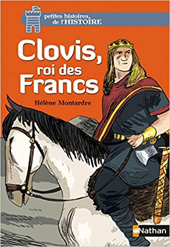 """Résultat de recherche d'images pour """"clovis roi des francs livre"""""""