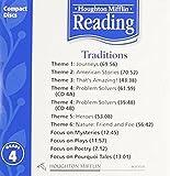 Houghton Mifflin Reading: Anthology Audio CD Grade 4