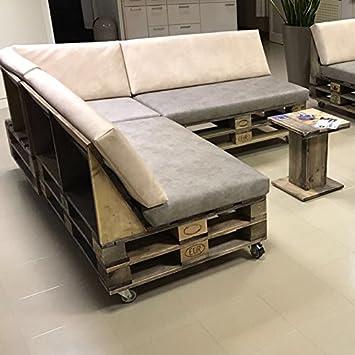 DerPalettenMöbelShop palé Muebles de Sofá Comfy de Cozy de ...