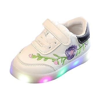 Zapatillas de Deporte con Luces Nueva moda para Niños Niñas Invierno Calzado Running Exterior Niñas Niños Zapatos de Primeros Pasos Bebés Bautizo Recién Nacidos: Amazon.es: Industria, empresas y ciencia