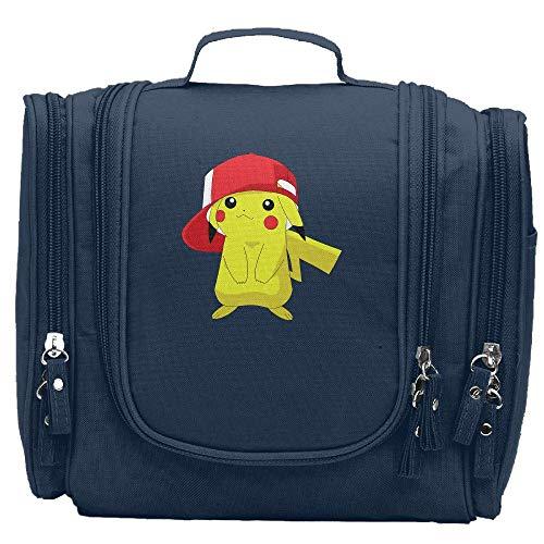 ZEYU-GG Pokemon Pikachu Multipurpose Travel Cosmetic -