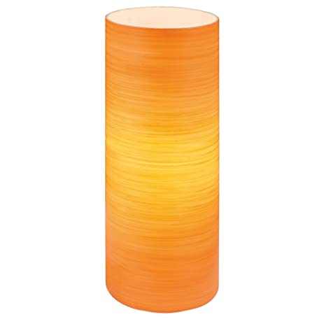 EGLO BLOB 1 lámpara de mesa Naranja E27 60 W - Lámparas de ...
