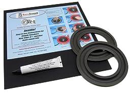 BMW Door and Rear Speaker Foam Edge Repair Kit, 5-1/4\