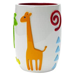 Allure Home Creations Hippo Resin Tumbler
