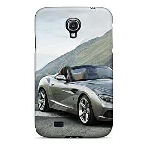 Busttermobile168 Cases Covers For Galaxy S4 - Retailer Packaging Bmw Zagato Roadster Auto Intrepid Protective Cases Black Friday