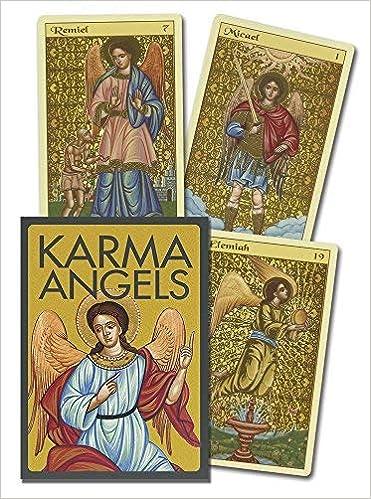 Lo Scarabeo Karma Angels Oracle Cards