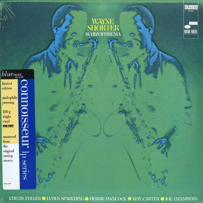 Wayne Shorter - Schizophrenia [vinyl] - Zortam Music