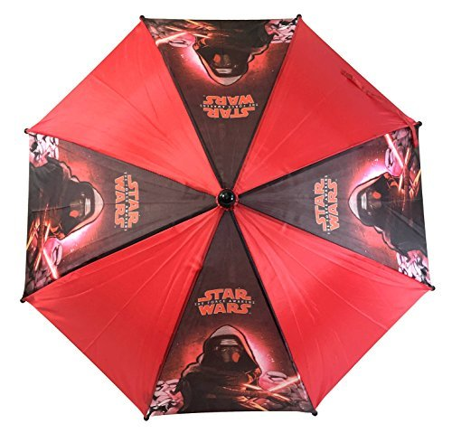 Force Umbrella - Star Wars The Force Awaken Kylo Ren Umbrella 3D Handle for kids