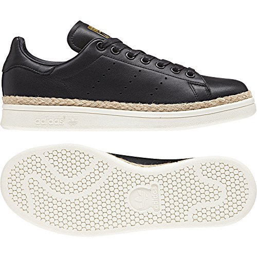 Core Les Smith Femmes White Mode off Baskets Adidas Stan Black Bold Plateforme Chaussures Sneakers 4C0nvwUq