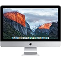 Apple iMac 27 Desktop with Retina 5K display - 4.0GHz Intelquad-core Intel Core i7, 2TB Fusion Drive, 32GB 1867MHz DDR3 SDRAM, R9 M395 2GB GDDR5, OS X El Capitan, (NEWEST VERSION)