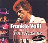Frankie Valli and The Four Seasons : Live in Chicago 1982 ~ Cd Digipak w/ Foldout [Import] Compact Disc | Frankie Valli and The Four Seasons-Jersey Boys