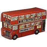 Beistle 54122 Double Decker Bus Centerpiece, 9 X 1/4-Inch, Multicolored
