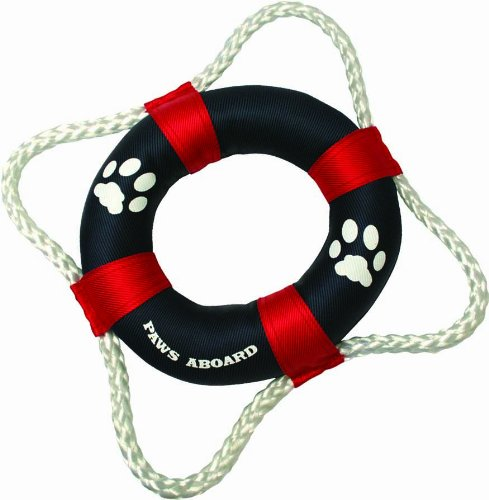 Paws Aboard 2400 Life Ring Toy, My Pet Supplies
