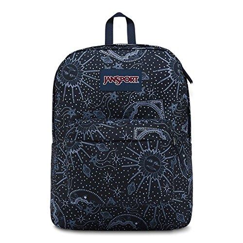 JanSport JS00T50149M Superbreak Backpack (Star Map)
