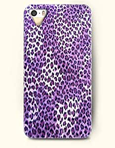 iPhone 5/5S Case, SevenArc Phone Cover Series for Apple iPhone 5 5S Case (DOESN'T FIT iPhone 5C)-- Purple Panther...