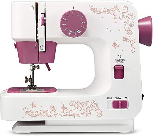 Máquina de coser de escritorio eléctrica para el hogar Botón ...