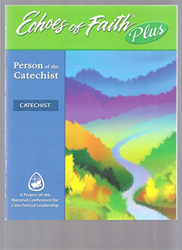 Price comparison product image Echoes of Faith Plus Person of the Catechist