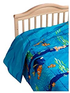 Disney Finding Nemo Polyester/Cotton Twin Comforter